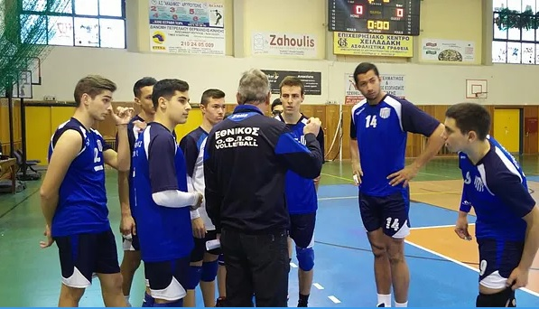 ethnikos volley