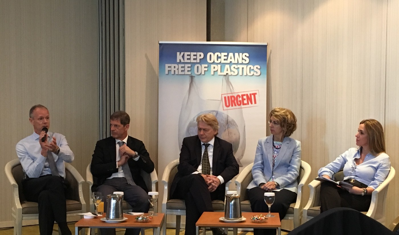 helmepa keep ocean free of plastic