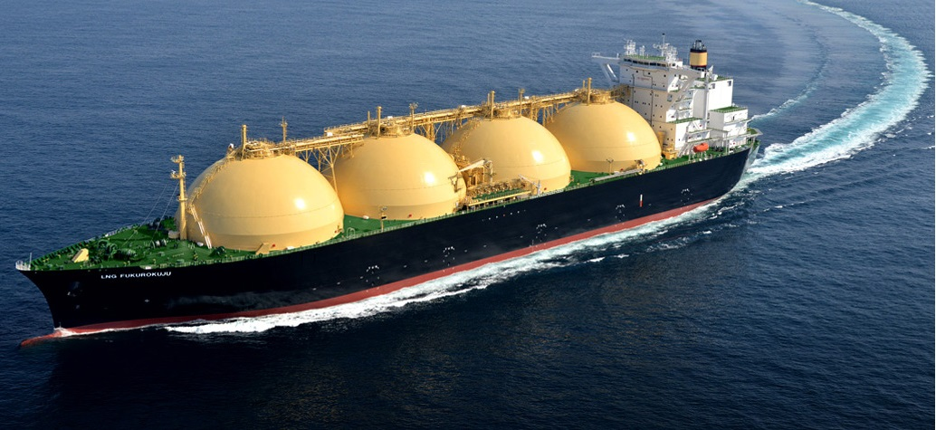 lng transporting