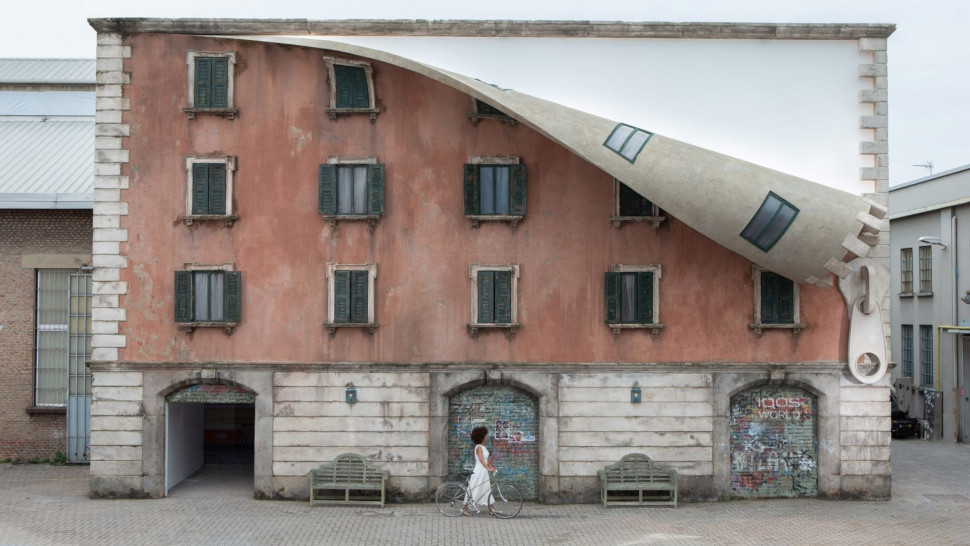 alex chinneck installations opsi
