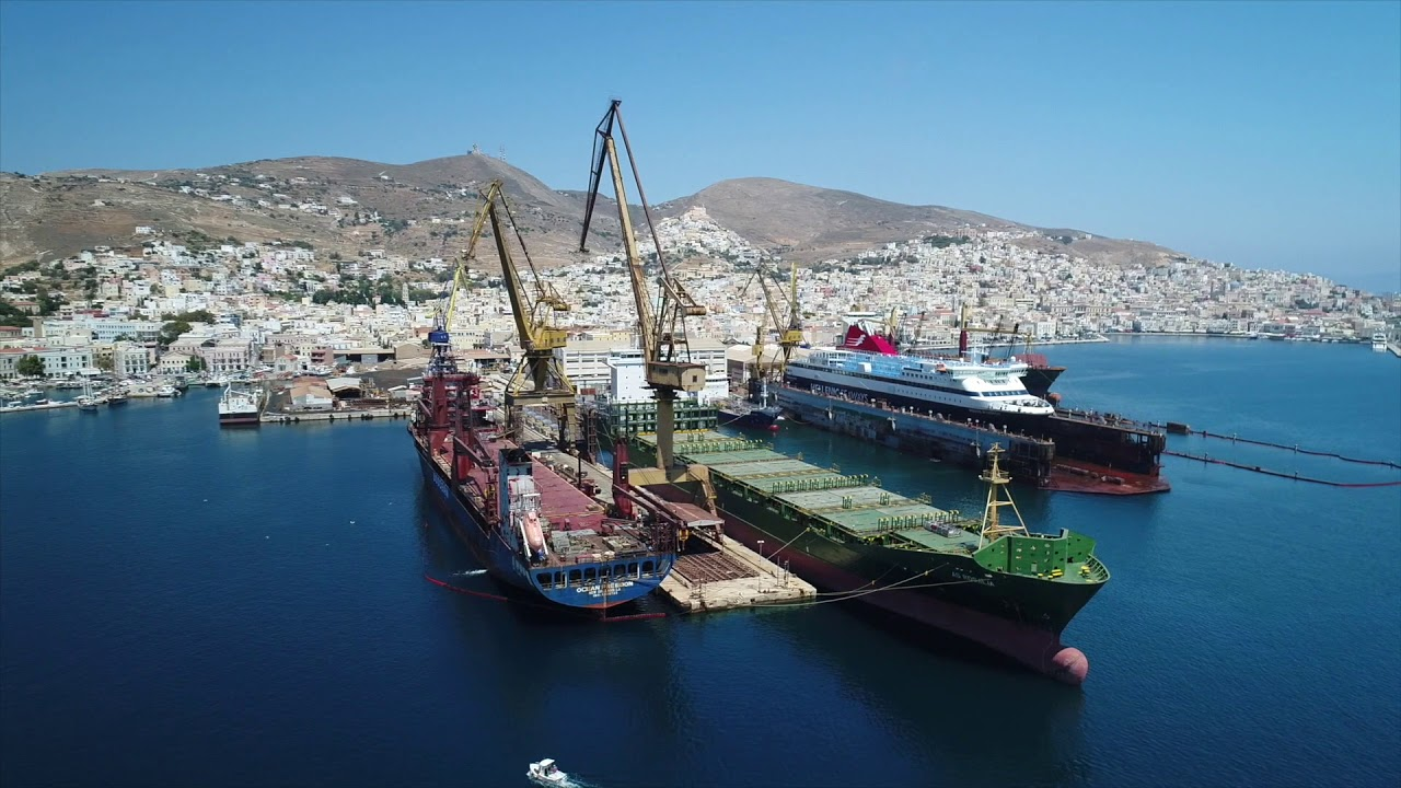 onex syros shipyards