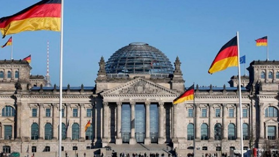 Berlin flags