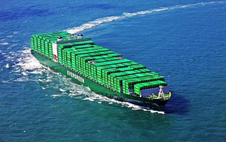 evergreen containership