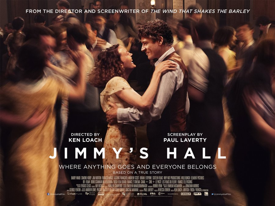 jimmys hall poster