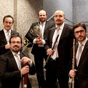 Bosphorus wind quintet