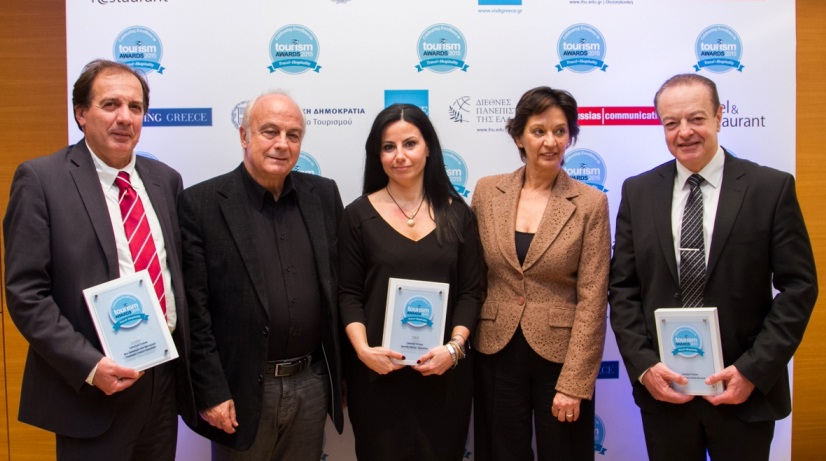 celestyal diakriseis tourism awards 2015