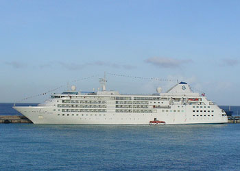 cruiseship silver wind