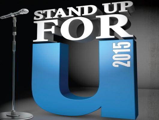 stand up for u